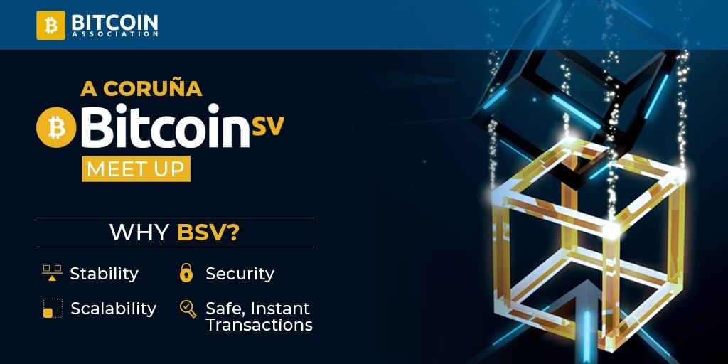 BitcoinSV MEETUP